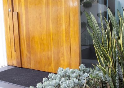 entrance modern design