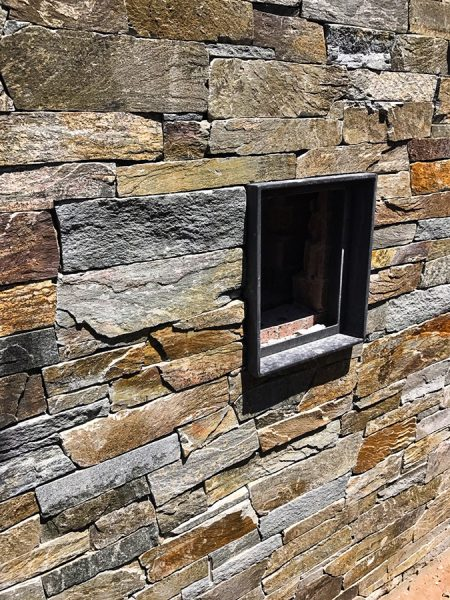 Custom stone cladding designs for your landscaping projects on the Central Coast